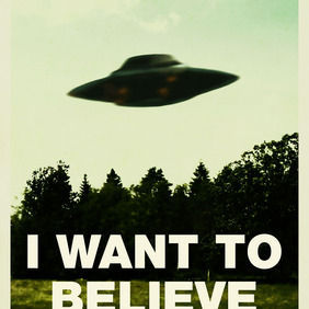 Normal i want to believe 01